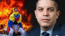 Fernando Torres, president of Casa de Venezuela, Philadelphia.Photo: Samantha Laub/AL DÍA News
