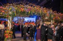 The 2020 Philadelphia Flower Show Preview Party took place at the Pennsylvania Convention Center February 28. (Photos: Peter Fitzpatrick/ AL DIA News