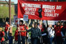 On the eve of International Worker's Day, Philly vows to protect immigrants. Phot courtesy: wikimedia.