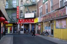 NYC Chinatown. Photo: Flickr