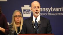Pennsylvania Governor Tom Wolf. Photo: Pennsylvania Governor's Office.