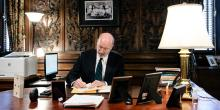 PA Governor Tom Wolf signed a new executive order on July 9 extending the state's eviction moratorium to Aug. 31. Photo: governor.pa.gov