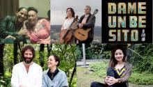 HaydéeMilanés y Omara Portuondo; Dúo Villa-Lobos; Mexican Institute of Sound; Adán Jodorowsky; Nana Mendoza.