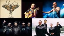 La Gusana Ciega, Edson Velandia, Los Amigos Invisibles, La Vida Bohéme y Residente, son los artistas que AL DÍA recomienda escuchar esta semana.