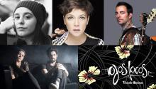 Mery Granados, Ojos Locos, Natalia Lafourcade, Ságan y Kevin Johansen.