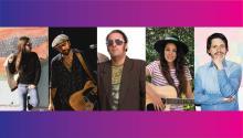 Carlos Sadness, Sidecars, Los Tres, Marissa Mur, UlisesHadjis.