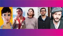 C.Tangana & Niño de Elche,Los Macuanos,Francisco y Madero,Pedrina,Paté de Fuá.