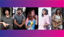 Felipe El Hombre, El Zar, Jessy Bulbo, Tatiana Hazel, Vanessa Zamora.