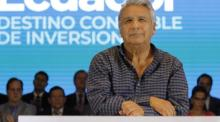 What is sexual harassment for Ecuador's president Lenin Moreno.