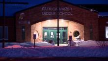 Patrick Marsh Middle School. FOTOGRAFÍA: WISC