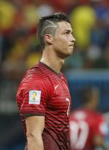 Cristiano da, Ronaldo quita