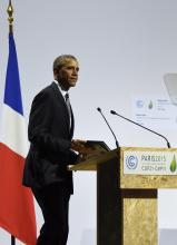 Obama reconoce el papel de EE.UU. en el calentamiento global