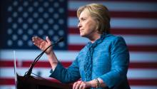 Hillary Clinton: A commander-in-chief in waiting