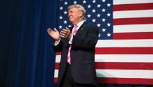 El día posterior a la elección, el líder del Senado de California, Kevin de León y el presidente de la Asamblea, Anthony Rendon, prometieron combatir a Donald Trump a cada paso.EFE
