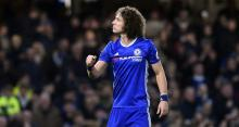 Chelsea player David Luiz, sent a touching tribute to a fellow Champecoense player who died with most of the team in a plane crash outside of Medellin, Colombia. Photo:EFE