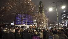 Obama and Trump reactions to the terrorist attack in Berlin revealed their opposite visions of the world politics.EFE/Joerg Carstensen