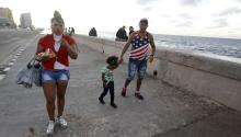 Obama ends 'wet foot, dry foot' policy for Cuban immigrants. Photo: EFE/Ernesto Mastrascusa