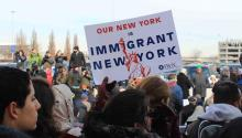 In a groundbreaking decision, New York state's 2017-2018 budget earmarks $10 million to provide free legal assistance to immigrants, $4 million of which have specifically been assigned to provide lawyers to all immigrants at risk of deportation by expanding the Vera Institute of Justice's New York Immigrant Family Unity Project (NYIFUP).