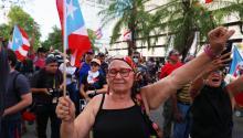 La resolución, la número 36 de este tipo que aprueba el comité, coauspiciada por Cuba, Bolivia, Venezuela, Nicaragua, Ecuador, Rusia y Siria, hace un nuevo llamamiento para que la Asamblea General retome el caso político de Puerto Rico. EFE.
