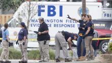 """El congresista Steve Scalise, representante por Luisiana y tercer republicano de mayor rango en la Cámara de Representantes de EE.UU., se encuentra en """"estado crítico"""", según informó hoy el hospital en el que fue ingresado tras el tiroteo en en el Parque- Estadio Eugene Simpson, en Alexandria, Virginia EFE"""