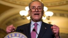 "The Democratic Party has reacted to its series of recent election losses by once again concluding that it needs a better economic message. As Senate Minority Leader Chuck Schumer said last Sunday, ""Democrats need a strong, bold, sharp-edged and common-sense economic agenda."" EFE"
