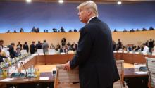 Trump puede creer que el comercio y los asuntos del medio ambiente pueden mantenerse separados de las cuestiones geopolíticas, como el programa nuclear de Corea del Norte. Por el contrario, la historia sugiere que el comercio y la geopolítica van de la mano. EFE