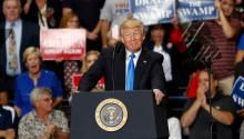 It's no surprise that Trump returned to the familiar theme of demonizing Latino immigrants. The surprise is that he chose to do it in Youngstown of all places -- a city with a minuscule immigrant population, located in a state where the Latino population is just 3.7 percent.EFE