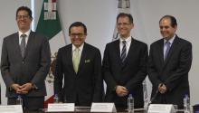 México espera que la negociación del TLCAN se lleve a cabo con rapidez, arribando a los puntos claves lo antes posible, si bien habrá temas duros de negociar, indicó el secretario de Economía de México, Ildelfonso Guajardo. EFE