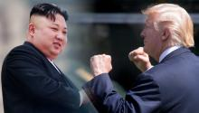 Presidents Kim Jong-un and Donald Trump have already warmed the globewith mutual threats to launch an armed confrontation. EFE
