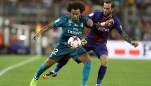 Real Madrid's glory days have always been linked to great strikers like Emilio Butragueño, Hugo Sánchez, Raúl González, Cristiano Ronaldo… but they have also been tied to superb left back's performers like José Antonio Camacho, Rafael Gordillo, Roberto Carlos and, nowadays, Marcelo.
