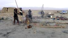 At least 10 civilians were killed and others wounded in a suspected US bombing on Wednesday during a joint operation with Afghan troops in eastern Afghanistan, an incident being investigated by US military personnel. EFE