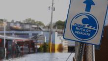 Puerto RIcoestácompletamente paralizado una semana después del devastador paso del huracán María. EFE