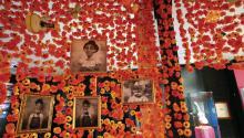 """Vista general de la Exposición """"Coco"""" en Ciudad de México (México). De la mano de Walt Disney y la película de Pixar sobre el Día de Muertos """"Coco"""", dos exposiciones de la Cineteca Nacional reivindican los lazos existentes entre México y EE.UU., con un mensaje implícito de hermandad especialmente relevante en tiempos convulsos. EFE"""