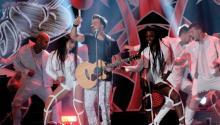 """""""Despacito"""", el éxito que los puertorriqueños Luis Fonsi y Daddy Yankee convirtieron en el más visto en la historia. EFE"""