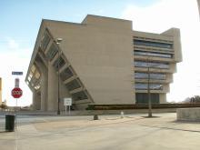 Dallas, TX City Hall.