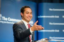 Julián Castro (Commonwealth Club vía Flickr). Attribution 2.0 Generic (CC BY 2.0).