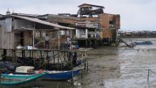 Los colombianos afrodescendientes están siendo desplazados del malecón de Buenaventura donde han vivido durante generaciones (Duncan Tucker/Amnistía Internacional). De Duncan Tucker, Americas Media Manager at Amnesty International 9 enero 2020