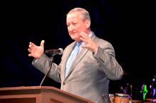 Alcalde Kenney. Foto cortesía de Peter Fitzpatrick