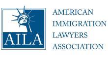 Logotipo de la Asociación Americana de Abogados de Inmigración (AILA)