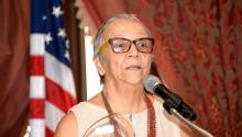 Pat DeCarlo. Foto:Peter Fitzpatrick/ AL DÍA News