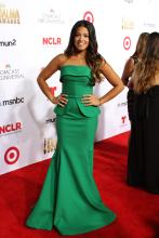 """Foto:""""Actress Gina Rodriguez"""" by Richard Sandoval - https://www.flickr.com/photos/hispaniclifestyle/15318745790/. Licensed under CC BY-SA 2.0 via Wikimedia Commons."""