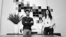 Arán Lozano y Clara Campo. Fuente:https://amarist.com/