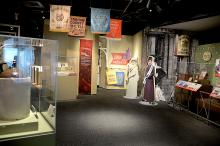 American Spirits uses a mix of artifacts and engaging visitor activities to take you back to a time from the start of the temperance movement all the way to the repeal of the 18th Amendment. Photo: Peter Fitzpatrick/AL DIA News