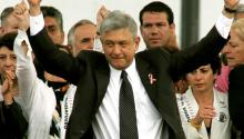 t is now quite possible -- in fact, likely -- that the next president of Mexico will be an anti-American socialist-populist similar to Venezuela's Hugo Chavez. Andres Manuel Lopez Obrador was polling around 10 percent at the start of 2015. He is now around 30 percent, the front-runner among the potential candidates for next year's election. File