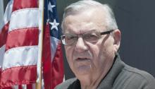 US President Donald Trump pardoned controversial exsheriff Joe Arpaio on August 25, 2017, who was facing up to six months in prison after being found guilty of contempt of court for a racial discrimination case. EFE / GARY M WILLIAMS / ARCHIVE