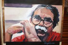 Oscar Lopez Rivera.