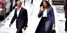 La pareja favorita de los americanos disfruta de su vida tranquila en NYC. Fuente:http://www.bet.com/