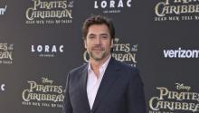"""El actor españolJavierBardemasiste al estreno de la película """"Piratas del Caribe: La venganza de Salazar"""", en el Dolby Theatre en Hollywood, California, Estados Unidos, el 18 de mayo de 2017. EFE/JIMMY MORRIS"""
