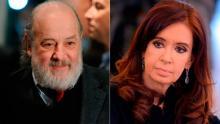 Claudio Bonadio y Cristina Kirchner. Fuente: MinutoUno