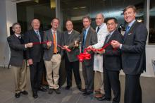 Inauguración del centro (Penn Medicine).